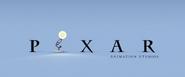 Pixar logo brave 2012