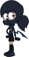 Rochelle the Blue Ninja