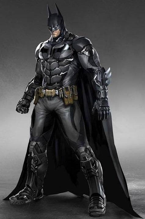 Batman is alive! (Batman: Arkham Knight DLC)