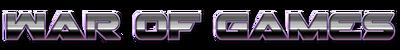 War of Games logo.png