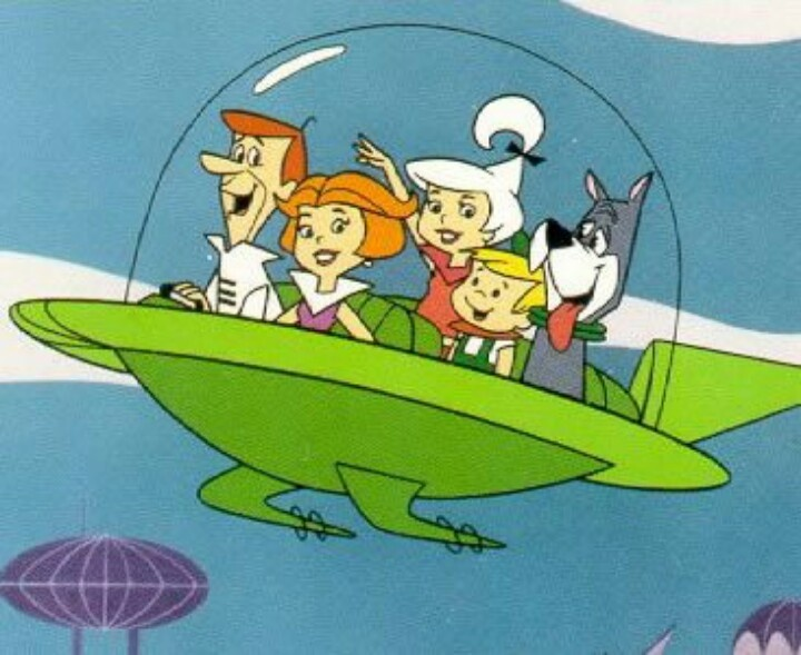 Asterix and the Jetsons
