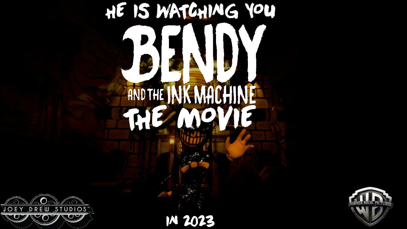 Bendy and the Ink Machine: The Movie (2023)