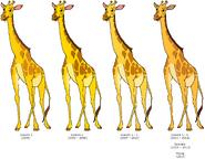 Jamal's Color Evolution