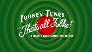 Looney Tunes closing (Green and Red)