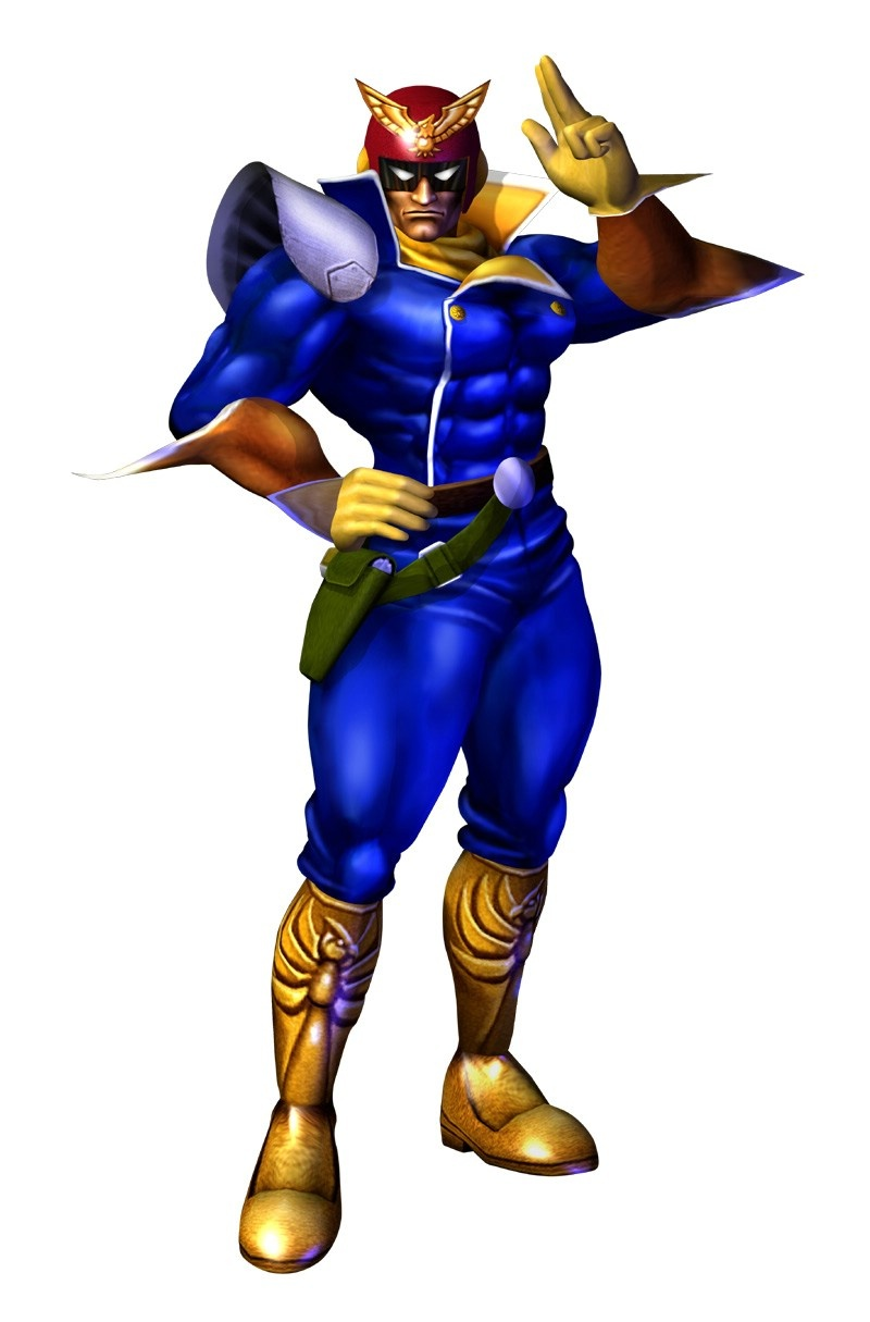 Captain Falcon (Injustice Guest)