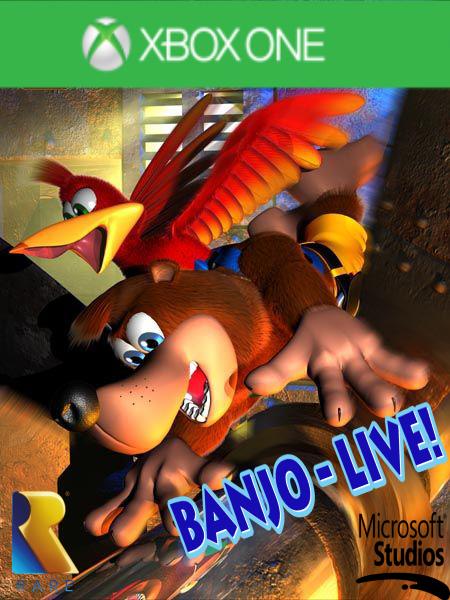 Banjo-Live!