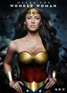 Wonder Woman movie poster 2