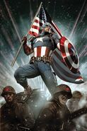 Captain America Living Legend Vol 1 1 Textless