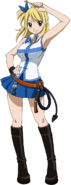 Lucy Heartfilia (X784 appearence)