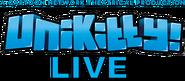 Unikitty Live promotional logo
