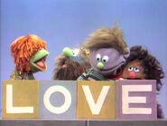 AMs Beatles LOVE