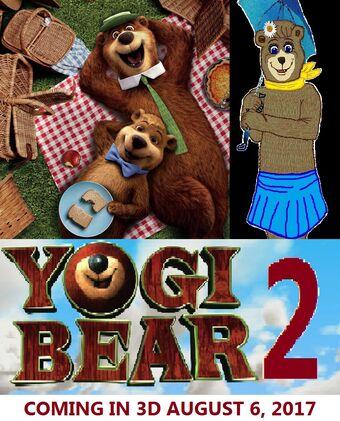 Yogi Bear 2 2017 Film Idea Wiki Fandom