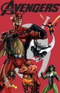 Ant-Man's Team