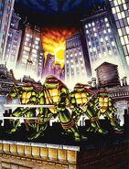 Teenage Mutant Ninja Turtles (Kevin Eastman's art)