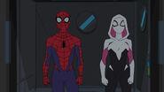 Spider-Man - 3x05 - Generations - Spider-Man and Ghost-Spider 2
