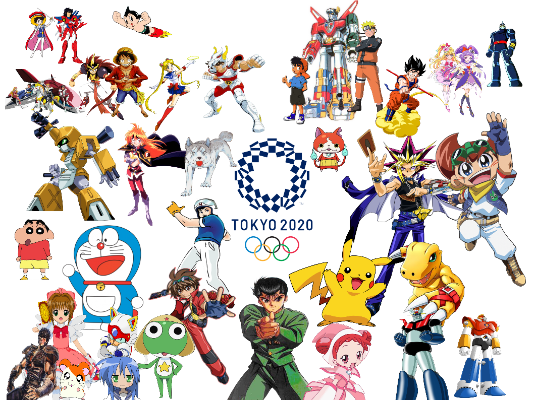 Anime Crossover Olympics 2020