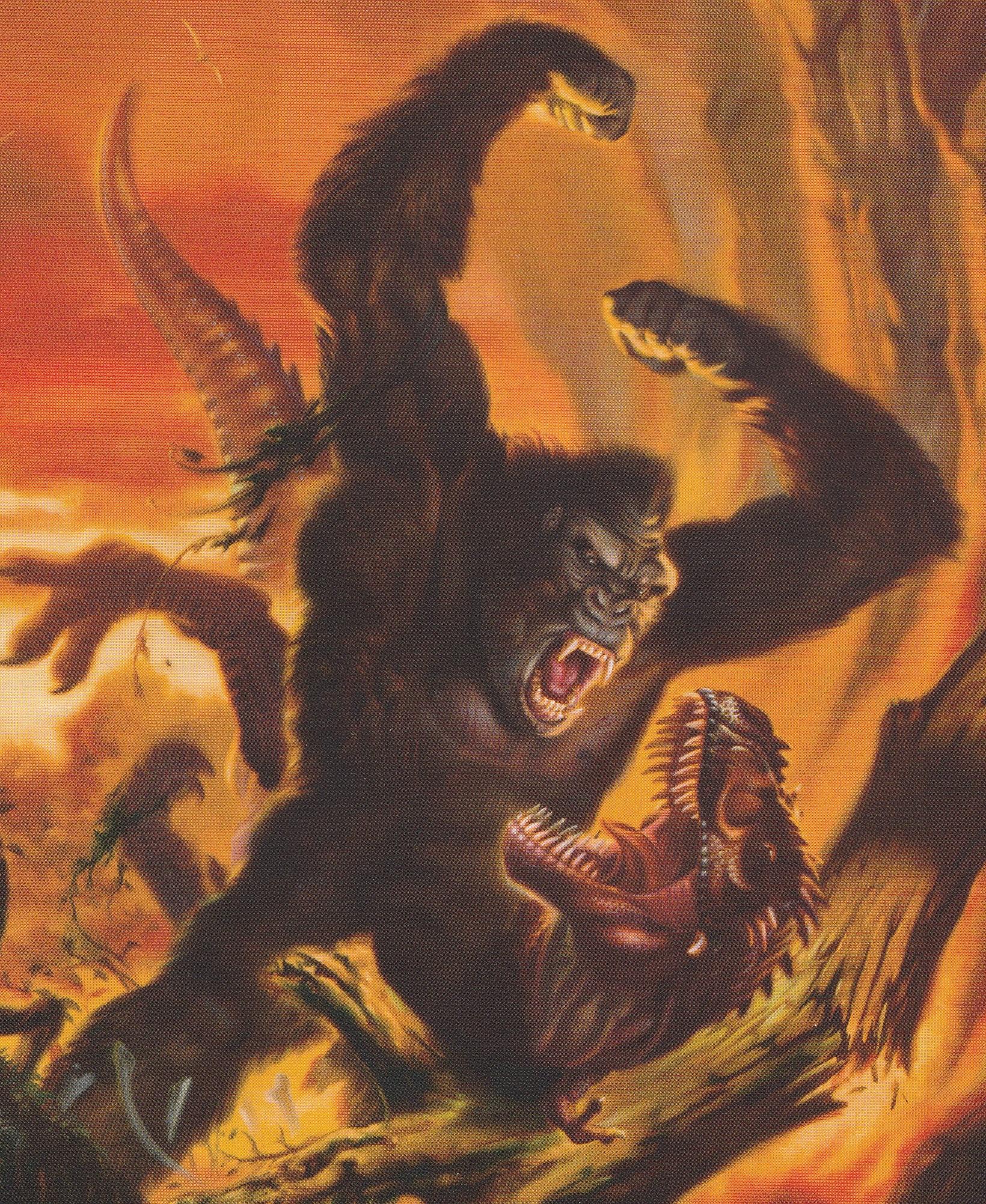 King Kong: Champion of Skull Island