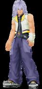 Riku (KHII Render)