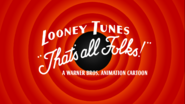 Looney Tunes closing (Red and Black)