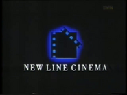 New Line Cinema Print Logo 1987 II