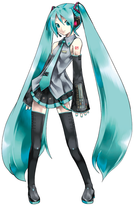 Keyblade Vocaloid Princess
