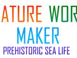 Creature World Maker Expansion Pack: Prehistoric Sea Life
