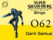 Dark Samus SSBU Bingo