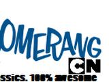 Boomerang from CN logo change