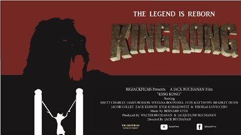 Jack Buchanan's King Kong (Animated film)