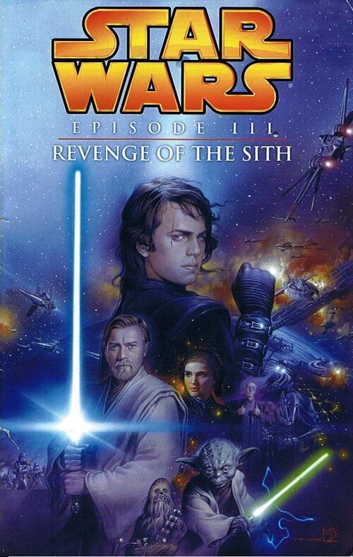 Star Wars Infinities: Revenge of the Sith