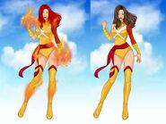 Firestar (Liz Allan)