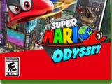 Super Mario Odyssey (Xbox One port)