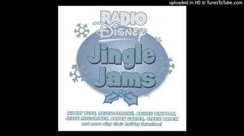 9 - Aly & AJ - Jingle Bell Rock