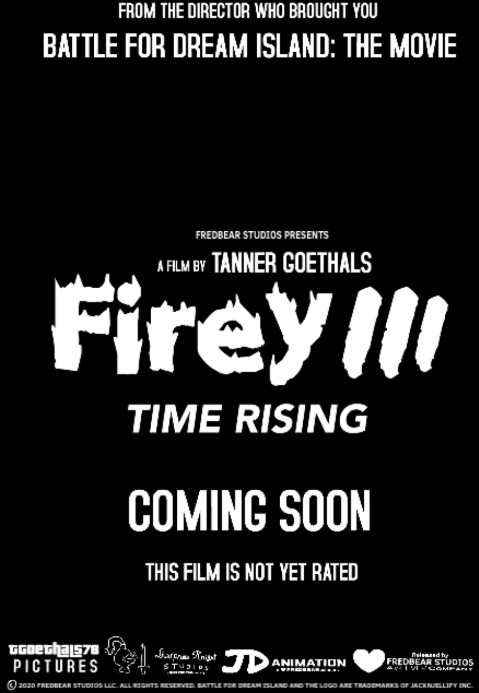 Firey 3: Time Rising