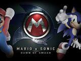 Mario v Sonic: Dawn of Smash (film)