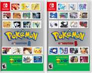 Pokemon Collection A and B 2