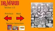 Dr Mario art book