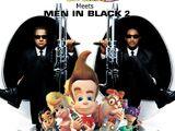 Jimmy Neutron: Boy Genius Meets Men in Black II