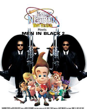 Jimmy Neutron Boy Genius Meets Men In Black Ii Idea Wiki Fandom