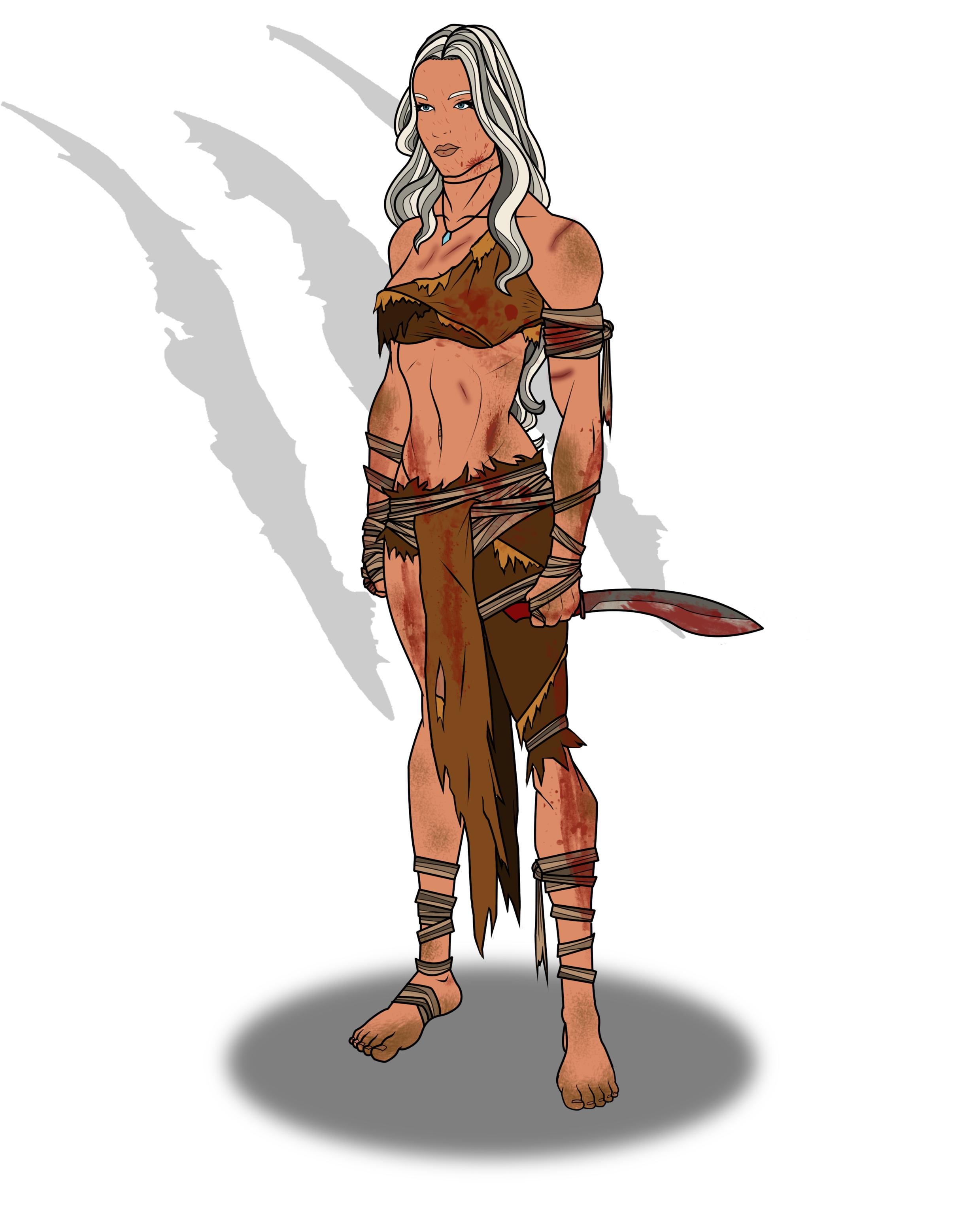 Shanna: She-Devil of the Jungle