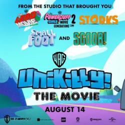 Unikitty! The Movie