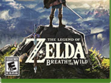 The Legend of Zelda: Breath of The Wild (Xbox One port)