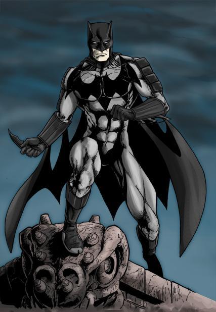 Batman (DC: the Future)
