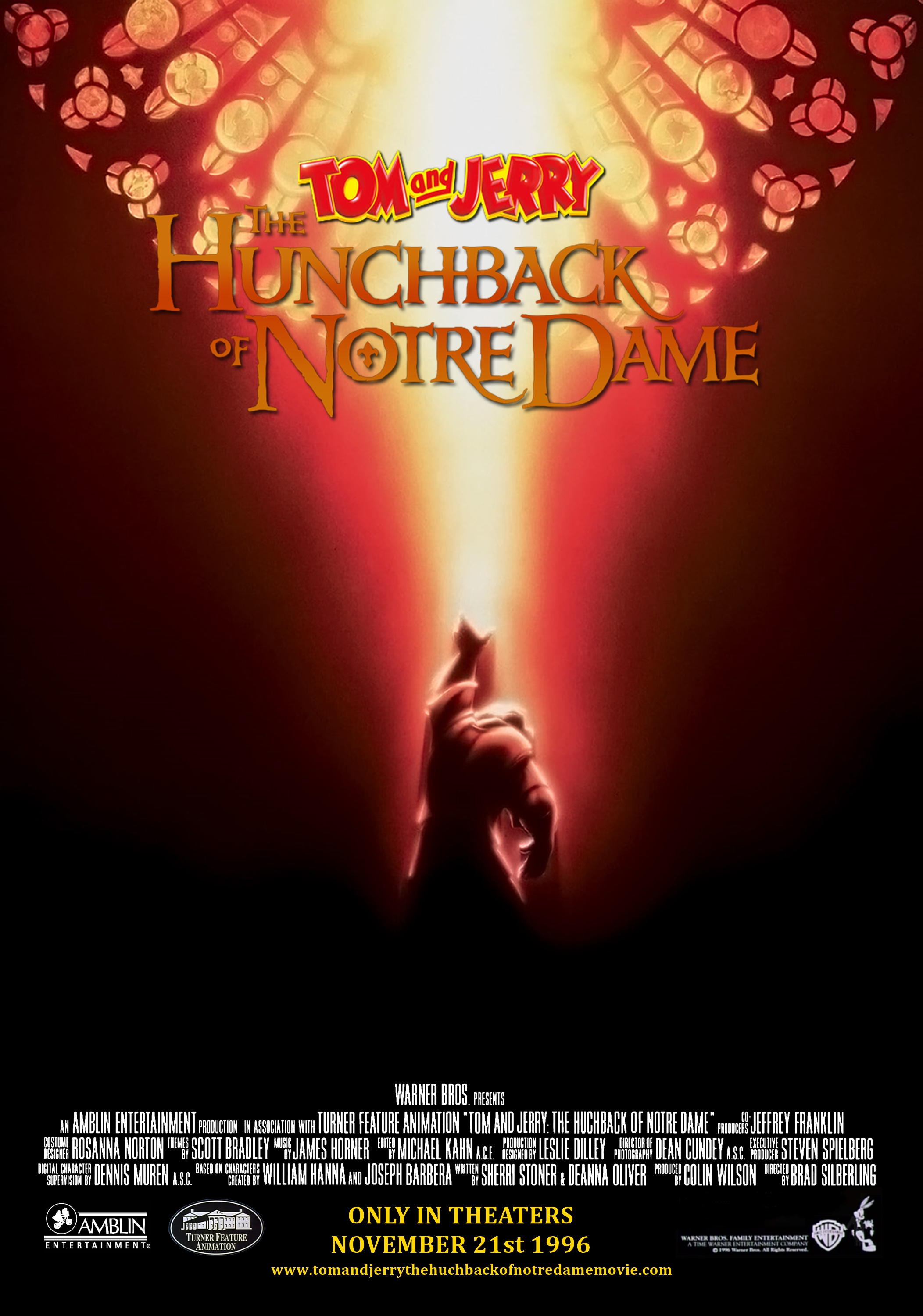 Tom and Jerry: The Hunchback of Notre Dame