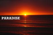 Paradise title card