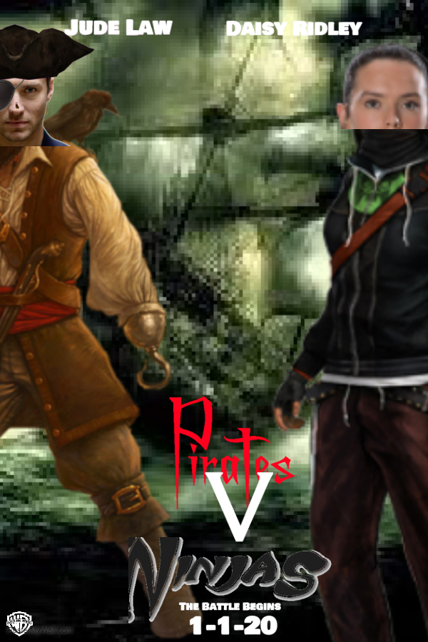 Pirates V Ninjas