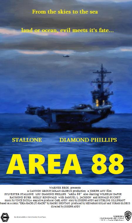 Area 88 (film)