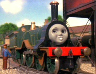 Emily the Beautiful Engine