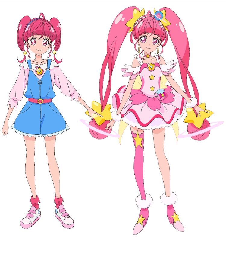 Hikaru Hoshina/Bailey Starr