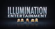 Illumination logo minions 2015